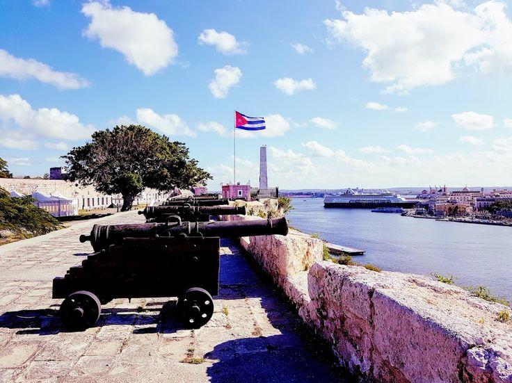 Fortaleza San Carlos de La Cabaña   Vintage Vacation Attraction, discovering, Caribbean, Caribe, Havana, Habana, Cuba, Kuba, Tropical Cuban Holiday, Castillo Morro la Cabaña, www.tropicalcubanholiday.com