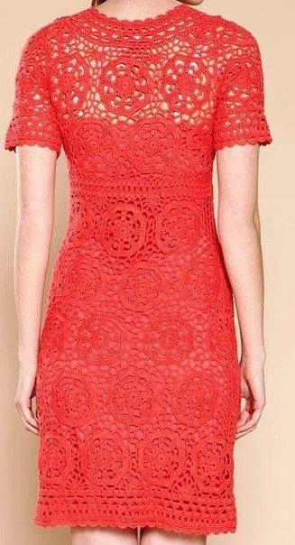 Artesanía de Tina: vestidos