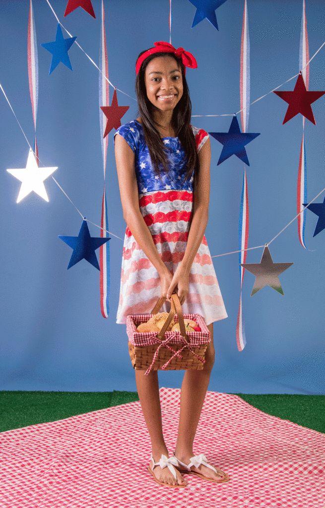 Super cute americana style!