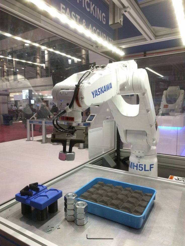 IMTS 2016: Rise of the Machines - Markforged