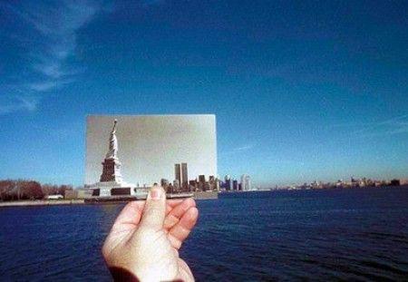 Estatua de la Libertad: New York Cities, Twin Towers, The Cities, Statues Of Liberty, Place, 911, Newyork, New York Trips, Popular Pin