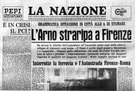 Alluvione a Firenze - Novembre 1966