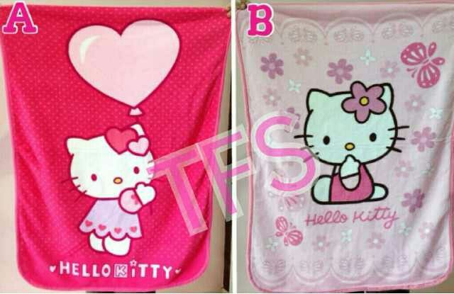 selimut bayi hk, uk.100x80cm, harga = 85.000  pemesanan & info  pin = 7E6B210D & 2B04DD91 line id = koleksihellokitty WHATS APP = 087823131666 ym = koleksi_hellokitty  fan page  https://www.facebook.com/koleksihellokitty website  http://koleksihellokitty.blogspot.com/ instagram  @angelcallista twitter  https://twitter.com/hellokitty_gift