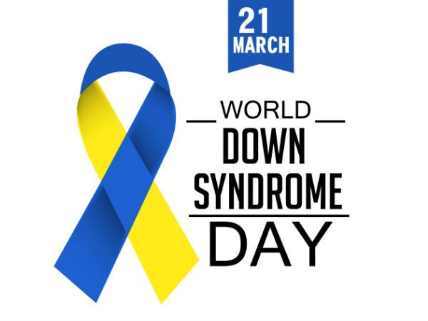 On world down syndrome day, read to know what are the symptoms of down syndrome.