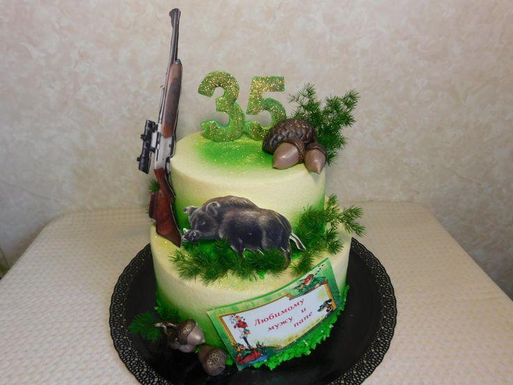тех, кому торт для охотника украшенный мастикой фото виде мигалок, подсветки