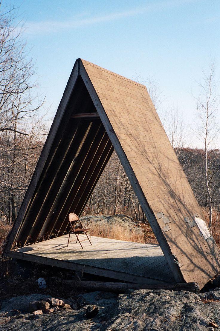 likeafieldmouse: Levi Mandel #mountainlife #cabin