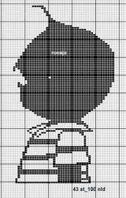 Afbeeldingsresultaat voor jip en janneke kruissteek patroon