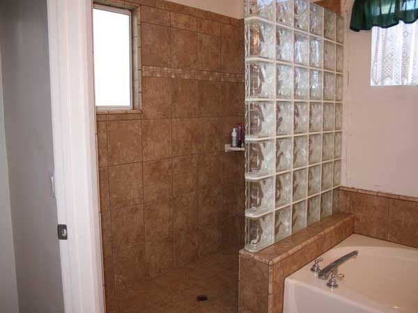 22 Best Shower Tile Examples Images On Pinterest