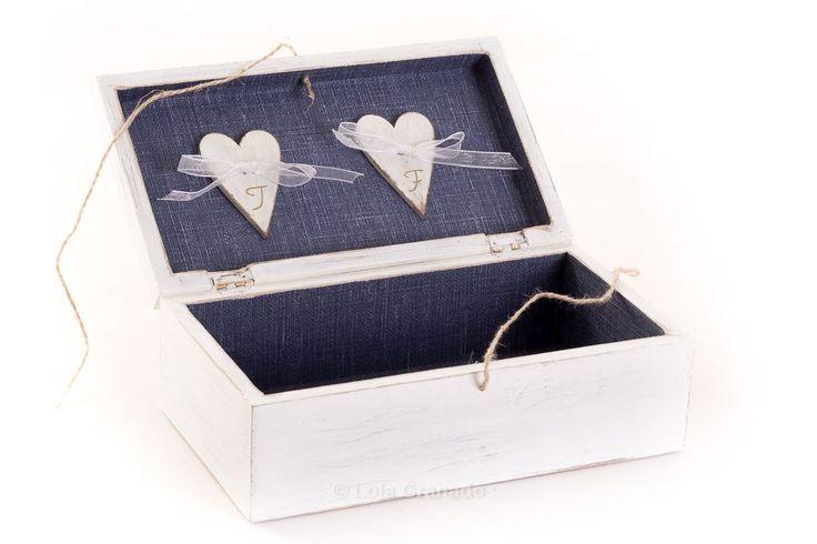 Caja conjunta boda Tania y Fabián