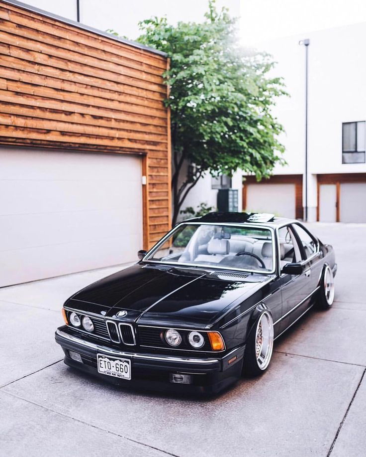 """John Porter on Instagram: """"Where does the E24 rank in YOUR Best BMW Chassis List? 🚗: @b_stouffs All KUWTB Products are Available through the link..."""