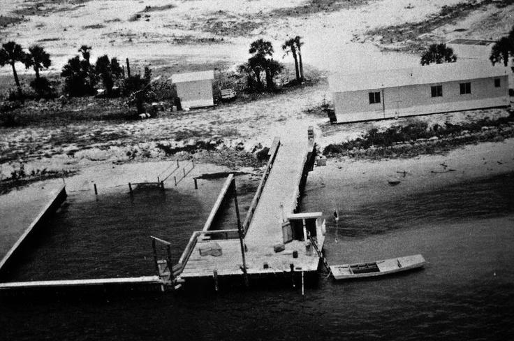 The original Cape Haze Marine Laboratory (now known as
