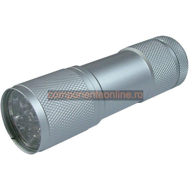 Lanterna breloc, cu 9 LED-uri - 113380