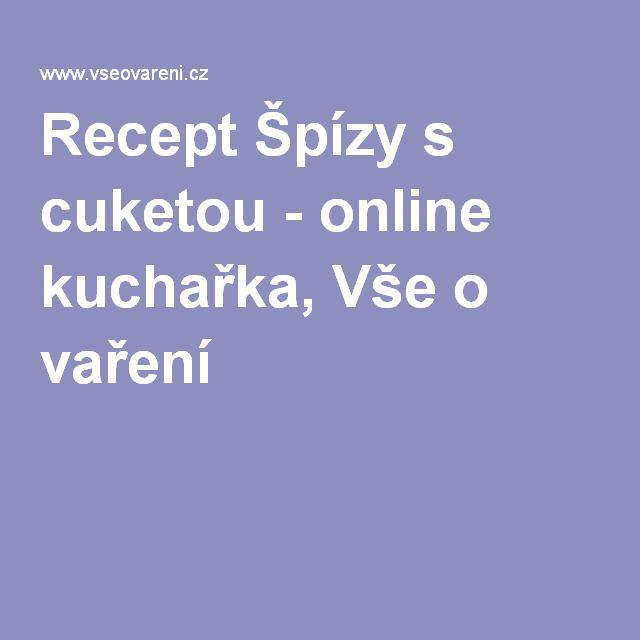 Recept Špízy s cuketou - online kuchařka, Vše o vaření