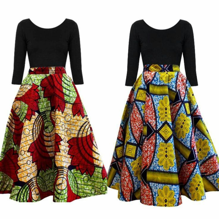 Love the skirts ~African fashion, Ankara, kitenge, African women dresses, African prints, Braids, Nigerian wedding, Ghanaian fashion, African wedding ~DKK