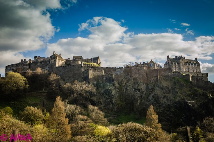 ANOVA | Portfolio - Edinburgh Castle