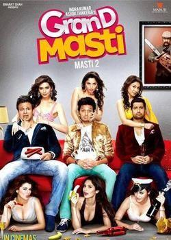 Grand Masti (2013) Bollywood Full Movie Online - Watch Full Movie Online