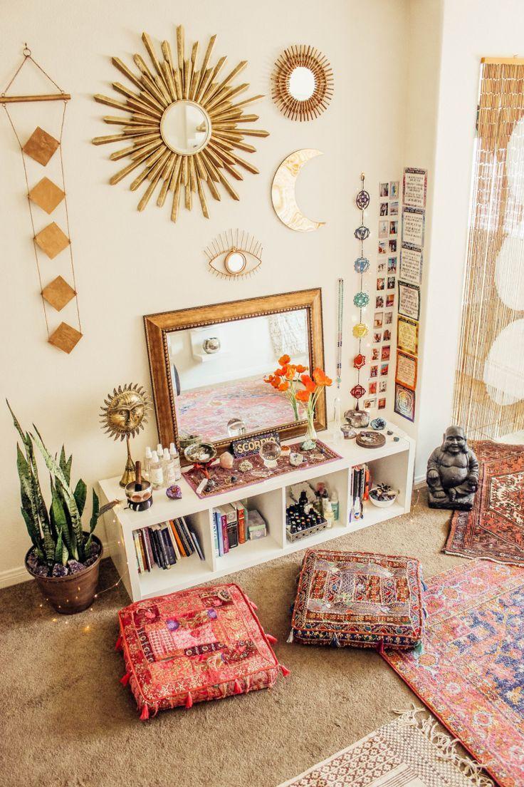 Meditation Cushions Yoga Room Design Meditation Room Decor