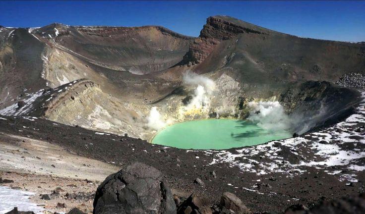 Volcanes de mendoza