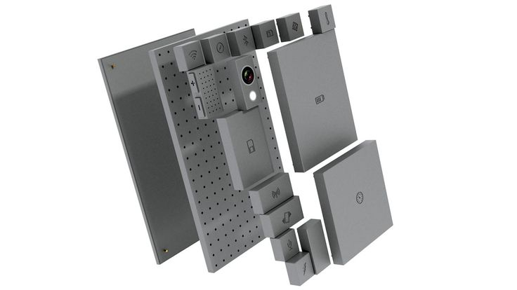 """""""With Phonebloks you only throw away components that are broken"""""""