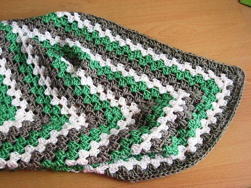 Ravelry: Cassyrina's Baby Blanket
