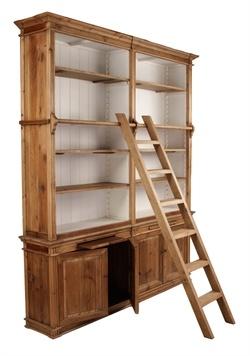 Ladder Cabinet - Matt Blatt