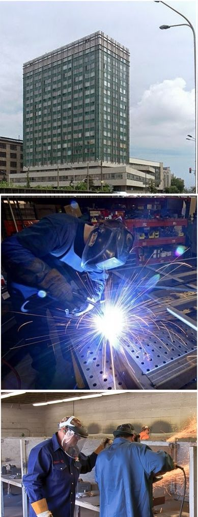 Study Opportunities for Advance Welding Technologies and Engineering.