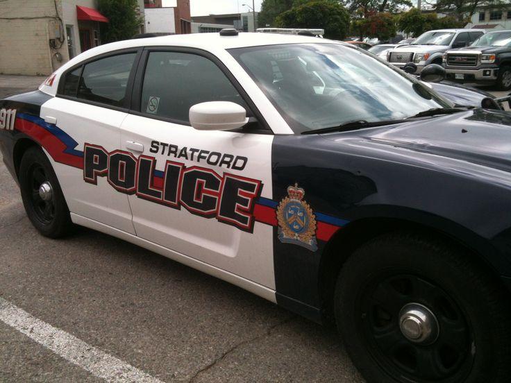 Stratford Ontario Law Enforcement Vehicles Amp Accessories
