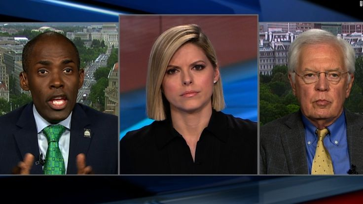 Panel gets heated over Trump Civil War comment - CNN Video