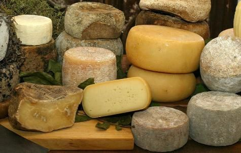 Tuscan Food: Cheese | Walkabout Florence
