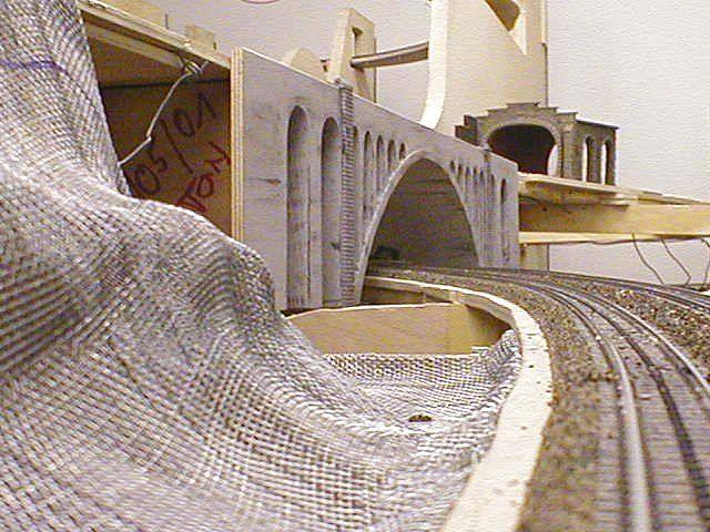 Building a Model Railroad Bridge | Bridge building
