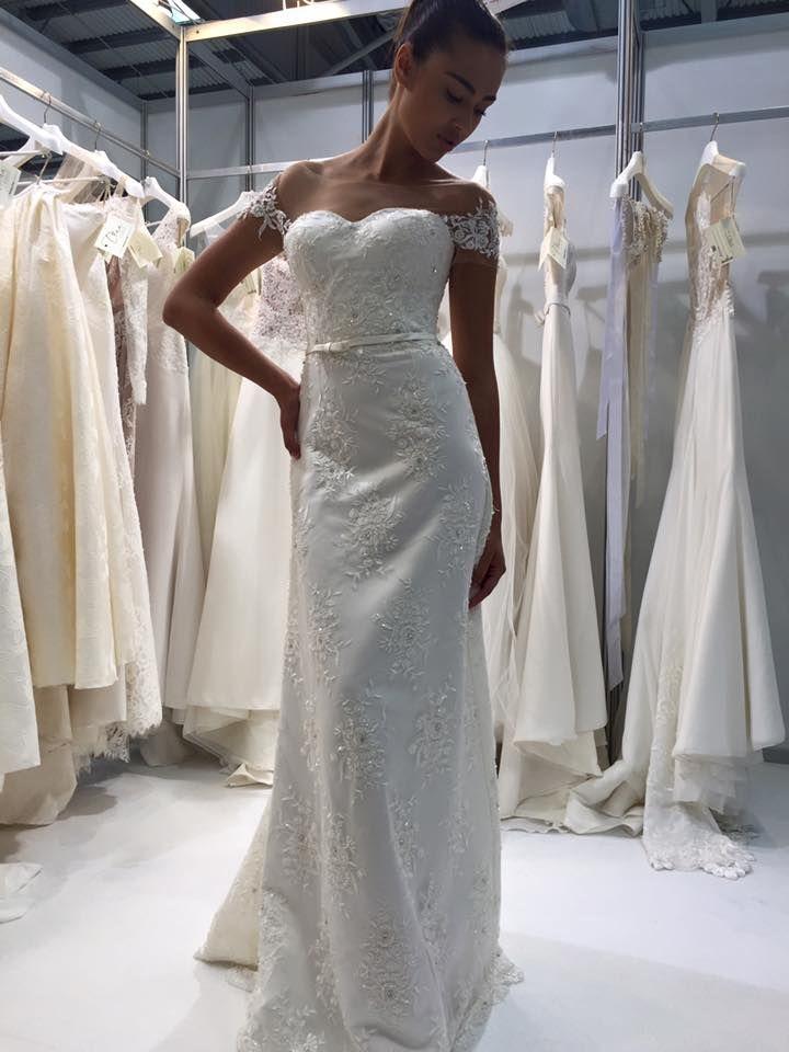 Nadčasové svadobné šaty