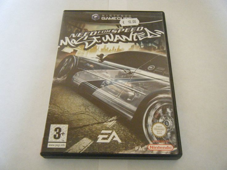 Need FOR Speed Most Wanted Nintendo Gamecube Complet Occasion PAL FR 014633148237 | eBay