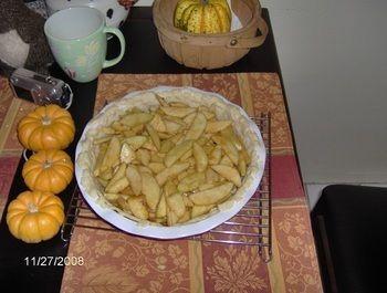 Julian Dutch Apple Pie