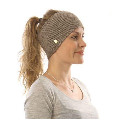 Lalita Headband in Yak & Merino Wool