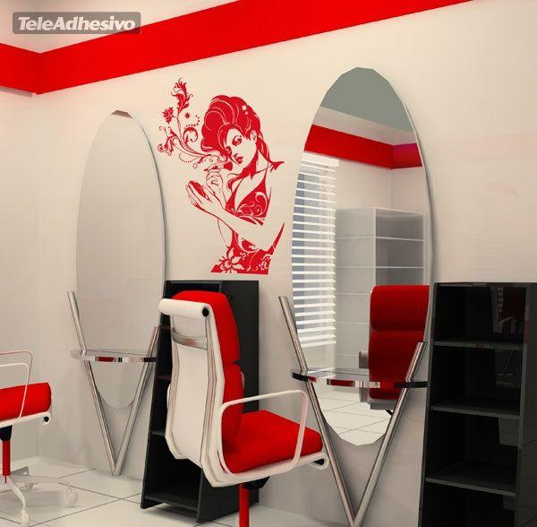 132 best top vinilos decorativos images on pinterest for Vinilos decorativos salon