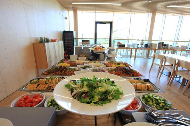 Restaurant Haltia. Photo: Arto Talme.