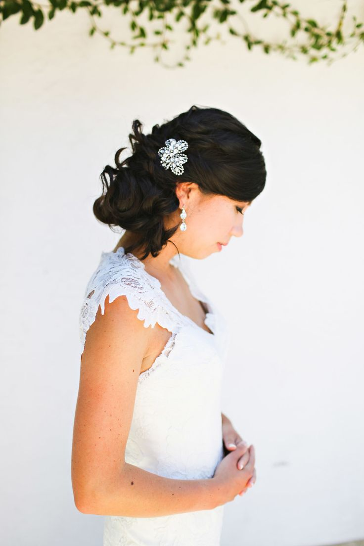 80 best Hair images on Pinterest | Bridal hairstyles, Hair dos and ...