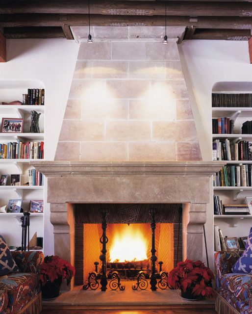 112 Best French Fireplace Mantels Images On Pinterest