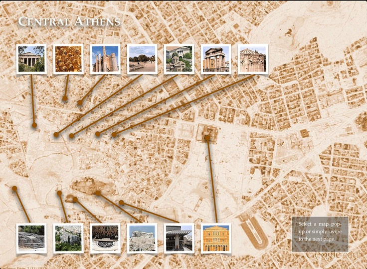 Reveal Athens - Central Athens