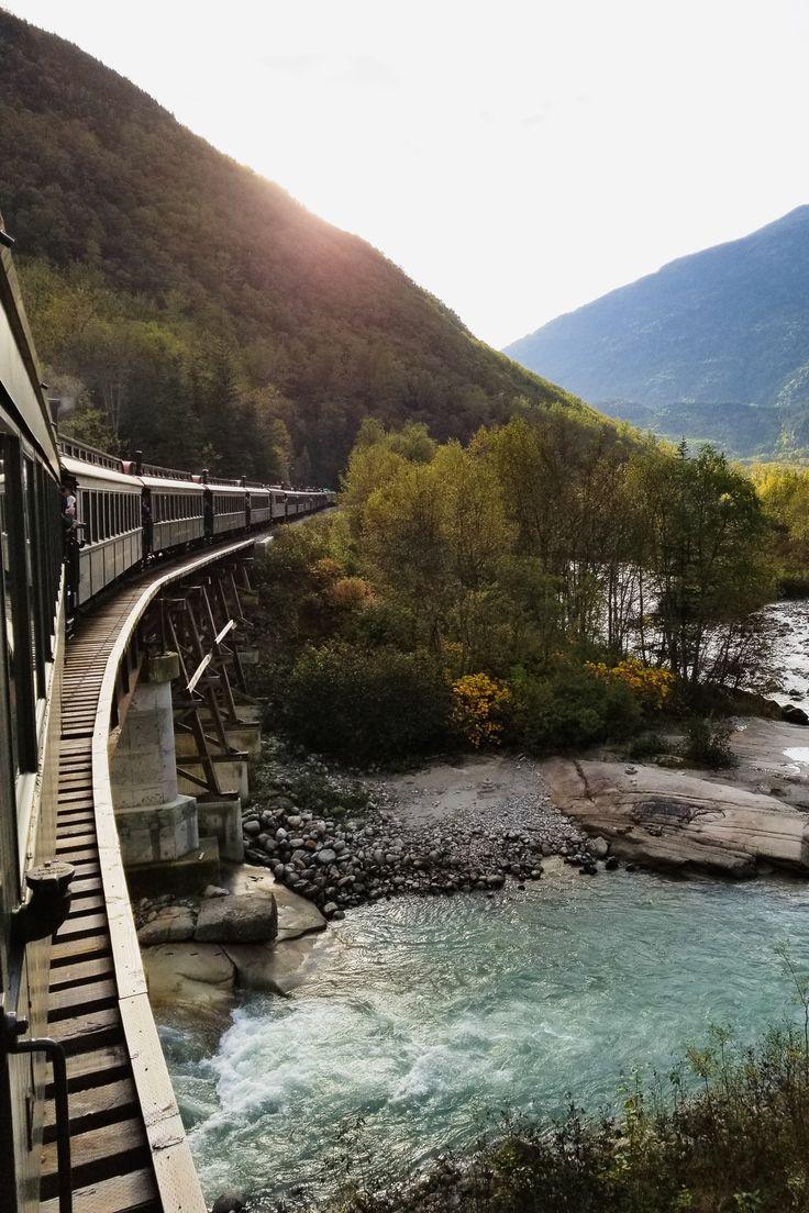 White Pass & Yukon Route Railroad - Alaksan Cruise / See and Savour #comebacknew