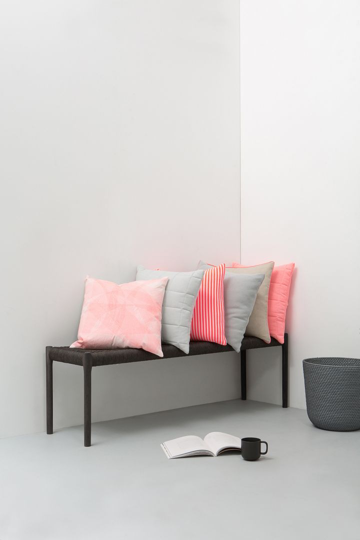 Looking to refresh the home? Graphic patterns and fluoro accents are a stylish shortcut. View the collection at http://www.countryroad.com.au/shop/home
