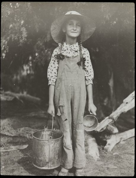 camping at Wilcannia, NSW 1935