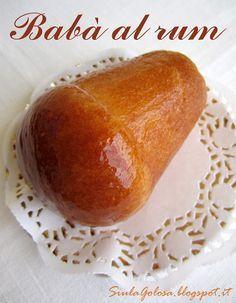 #babà dolce tipico napoletano