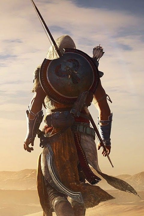 Assassin's Creed Origins Wallpaper For iPhone - Best iPhone Wallpaper