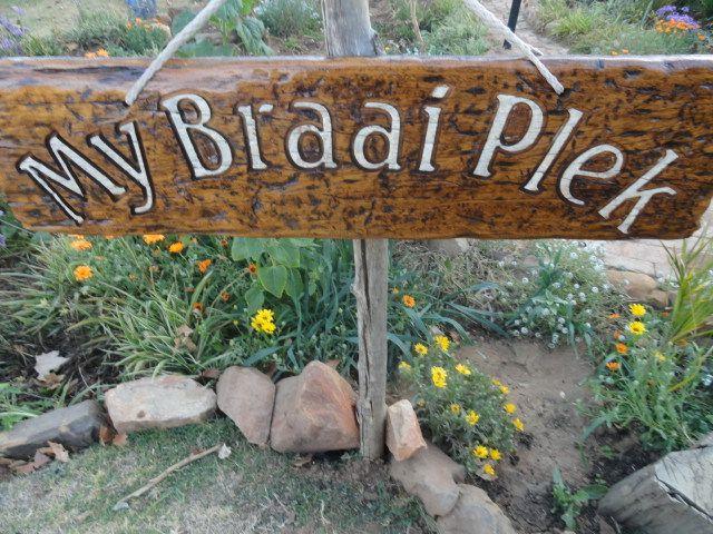 My Braaiplek signs
