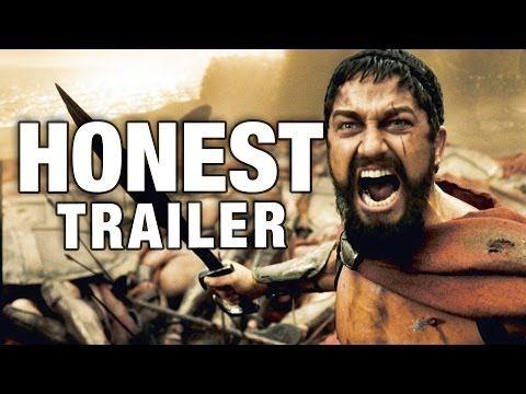 Honest Movie Trailers – 300 by Screen Junkies