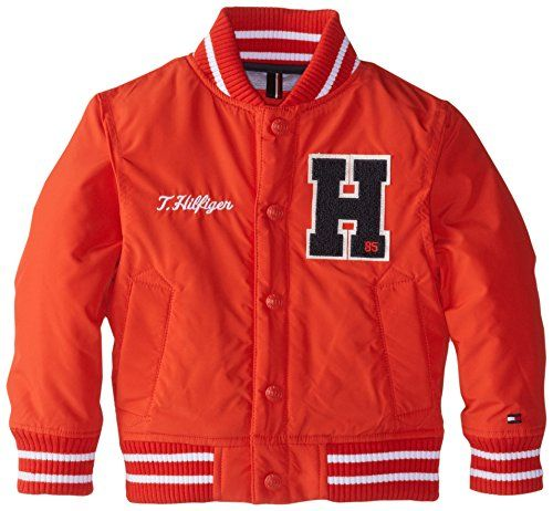 Tommy Hilfiger Little Boys' Baseball Jacket   Tommy Hilfiger baseball jacket Read  more http://shopkids.ca/kids-boys/tommy-hilfiger-little-boys-baseball-jacket  Visit http://shopkids.ca to find more categories on kid review