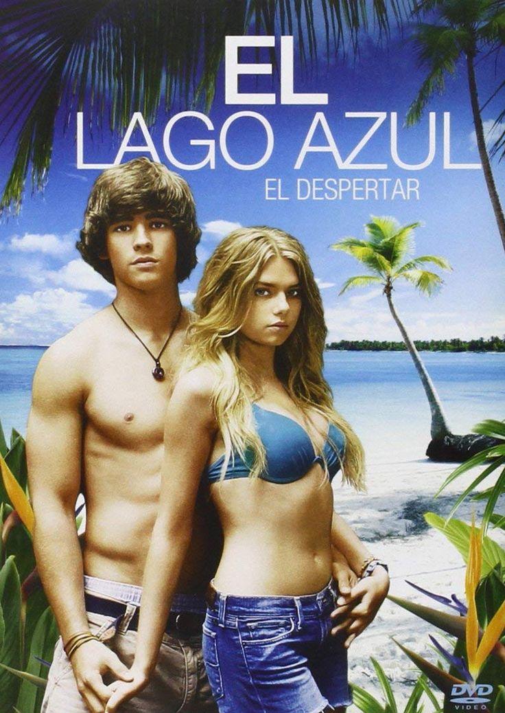 El Lago Azul El Despertar Dvd Lago El Azul Dvd Peliculas De Romance Peliculas De Adolecentes Azul Pelicula