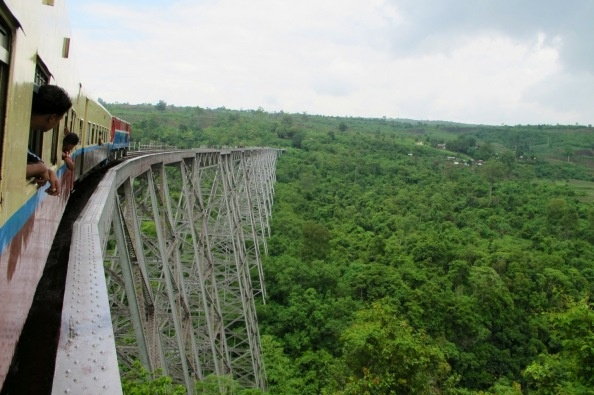 Blog: Backpacking in Hsipaw