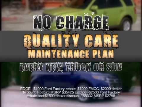 Bill Knight Ford >> Bill Knight Ford's SUV & Truck Month 2012 | Bill Knight Ford | 9607 S Memorial Dr | Tulsa, OK ...